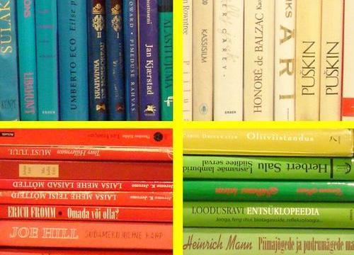 Kirjanik raamatukogus. Kohtumine Tiina Laanemiga - Nurmenuku Raamatukogu