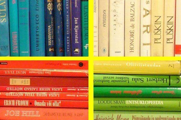 """Vestlusring """"Raamat, mis mind kõnetas"""" - Tallinna Keskraamatukogu"""