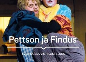 """Etendus """"Pettson ja Findus"""" - Teatri Kodu"""