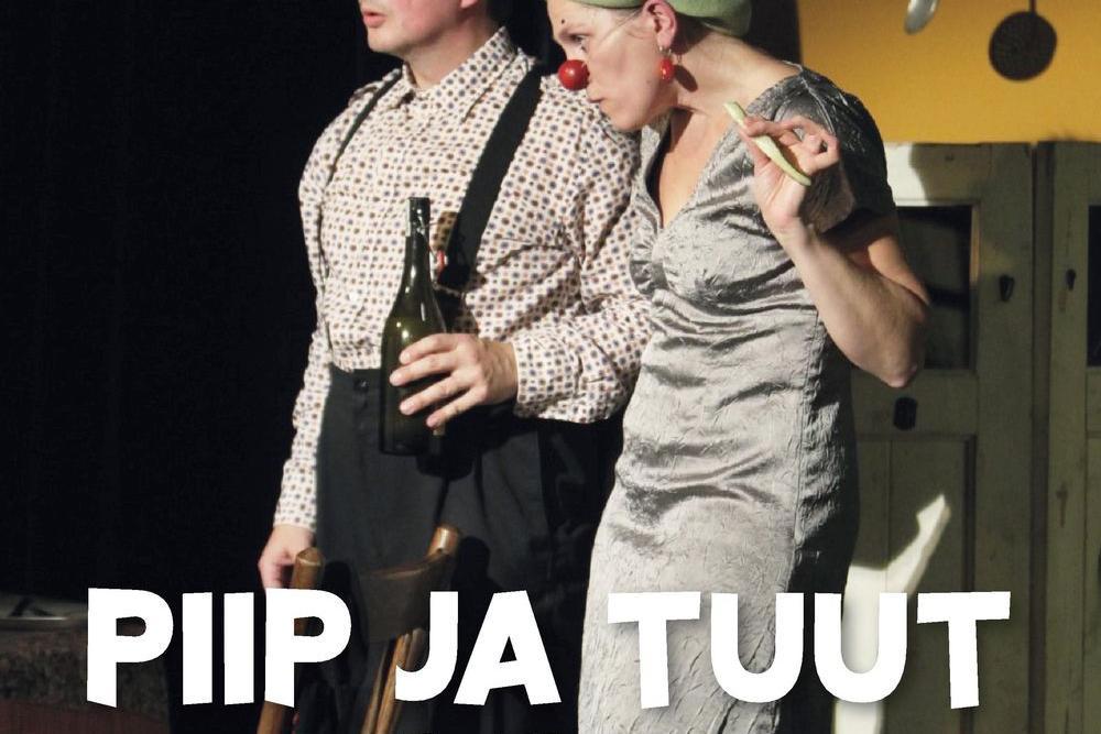 jääb ära! PIIP JA TUUT KÖÖGIS (mime clownery) - Piip ja Tuut Teatri- ja Mängumaja