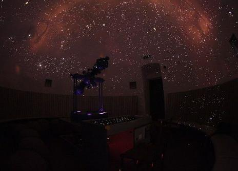 Planetaariumietendus - Tartu tähetorn