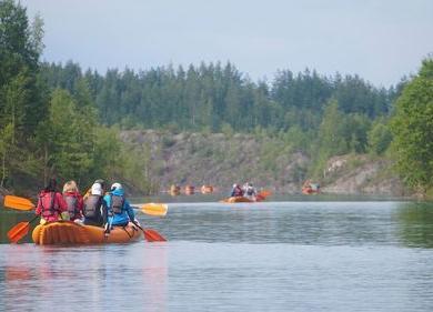 Aidu avastusretk. Fjordid, mäed, kõrb ja veealused metsad - Aidu-Nõmme