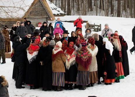Talvised pidupäevad - Eesti Vabaõhumuuseum