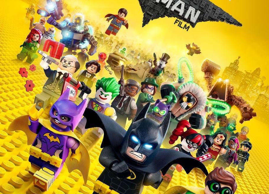 "Kino ""Lego Batman Film 3D"" - Võru kino Kannel"