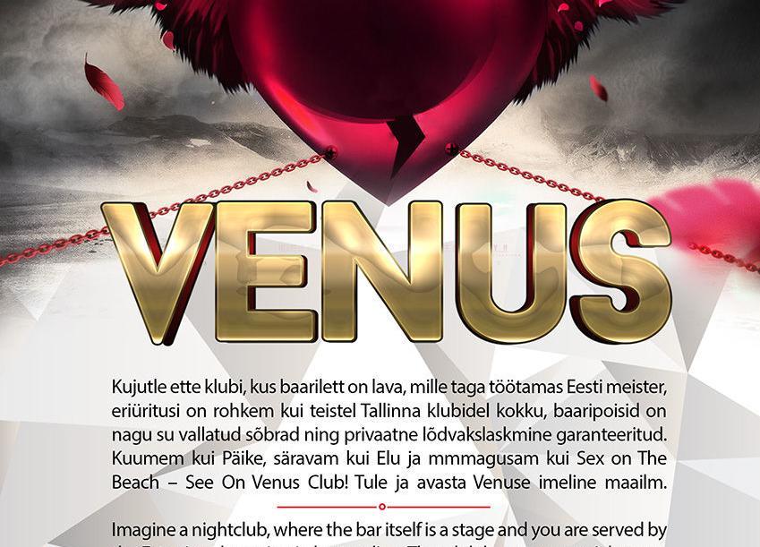I LOVE VENUS - Venus Club