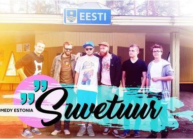 Comedy Estonia Suvetuur - Cheers Viljandi