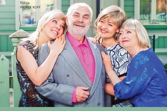 """Etendus """"On alles perekond!"""" - Viljandi Kaevumägi"""