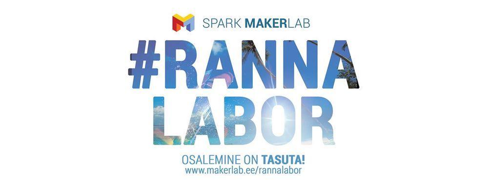 Rannalabor! - SPARK Makerlab