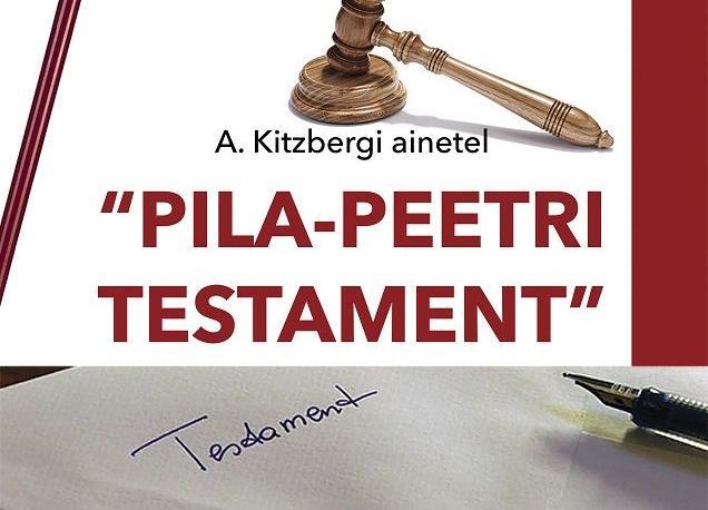 """Etendus """"Pila Peetri testament!"""" - Mihkli Talumuuseum"""