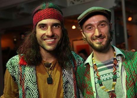 Kontsert-rännak Txai Fernando ja Bastiaan Yansãga - Oaas