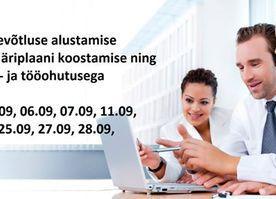 Praktiline äriplaani koostamine töötervishoiu- ja tööohutusega - Hotell Centrum