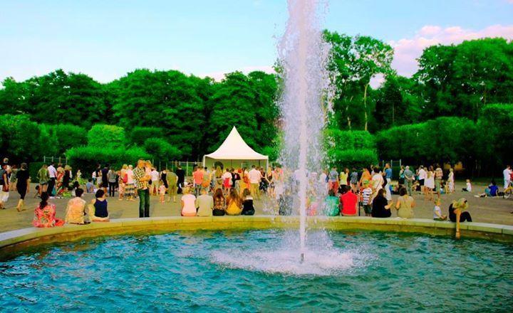 Kesklinna suvemuusika ja lasteetendused parkides - Kadrioru park