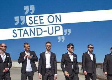 Comedy Estonia: See on Stand Up - Pärimusmuusika Ait