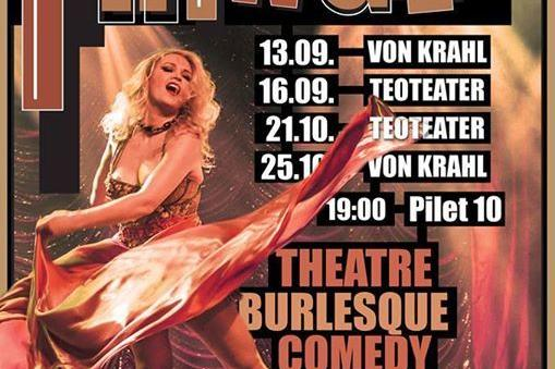FRiNGE Show! Theater, Burlesque, Comedy, Circus and Magic - Von Krahli Teater