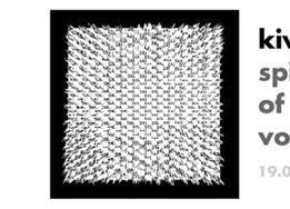 """Kiwa graafikasari """"spiral of void"""" - Trükimuuseum"""