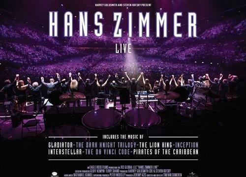 Hans Zimmer: Live in Prague - Forum Cinemas Centrum