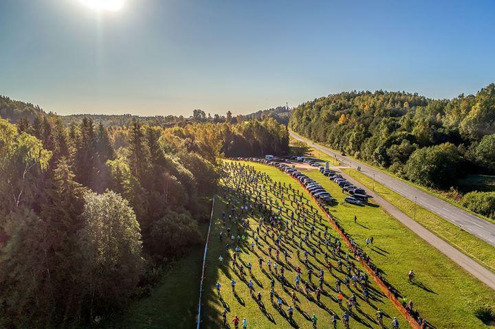 21. Tartu Rattamaraton - Klubi Tartu Maraton