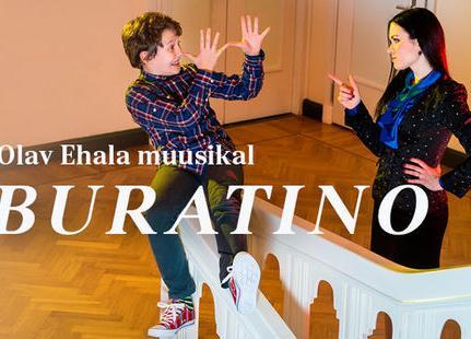"Muusikal ""Buratino""  - Rahvusooper Estonia"