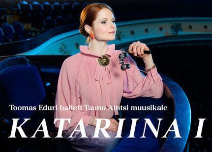 """Ballett """"Katariina I"""" - Rahvusooper Estonia"""