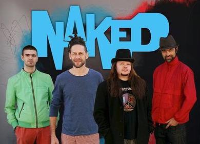 Esineb Naked (Serbia) - Varbuse muusikamõis