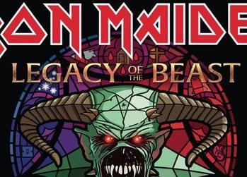 Iron Maiden + Killswitch Engage - Saku Suurhall