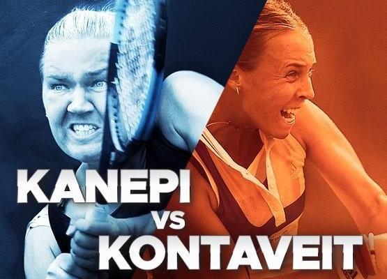Eesti Meedia Tennis Cup: Kontaveit vs Kanepi - Saku Suurhall