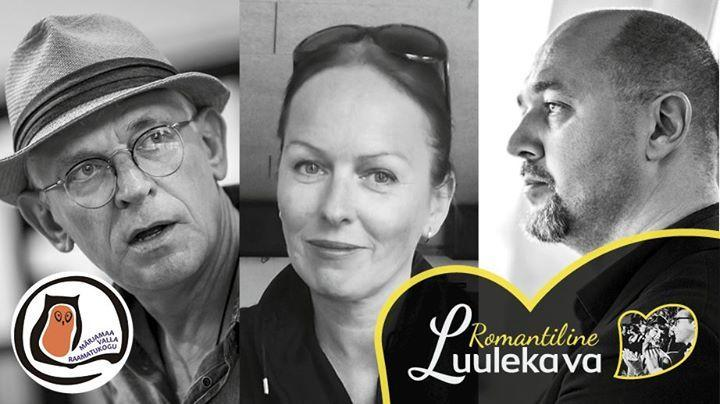 Romantiline Luulekava - Märjamaa Valla Raamatukogu