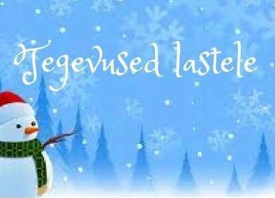 Jõulujutt ja jõuluehete meisterdamine - Loomepesa