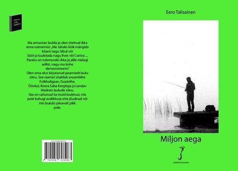 Eero Talisaineni luuleraamatu esitlus - Viljandi Linnaraamatukogu