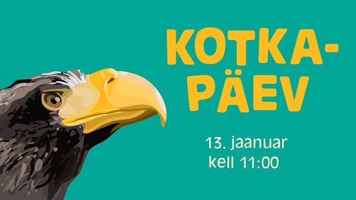 Kotkapäev loomaaias - Tallinna Loomaaed / Tallinn Zoological Gardens