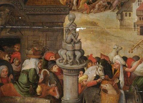 Vana maal kui piltmõistatus. Greta Koppeli loeng - Kadrioru kunstimuuseum