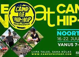 Camp of Hip-Hop Noortelaager 2018 - C.O.H.H. Camp of Hip-Hop