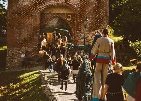 II Keskaja Päevad - Viljandi Castle