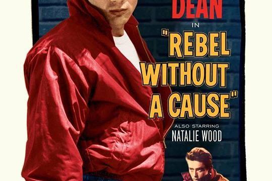 American Club Movie Night - Rebel Without a Cause - University of Tartu