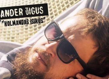 "Comedy Estonia: Sander Õigus - ""Kolmandas Isikus"" - Laagri City Kontserdimaja"