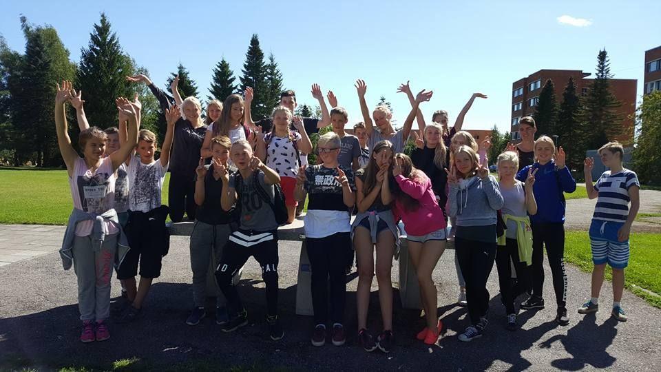 Saku Õpilasmalev 2018 - Pargi 27, Saku, 75501 Harju maakond