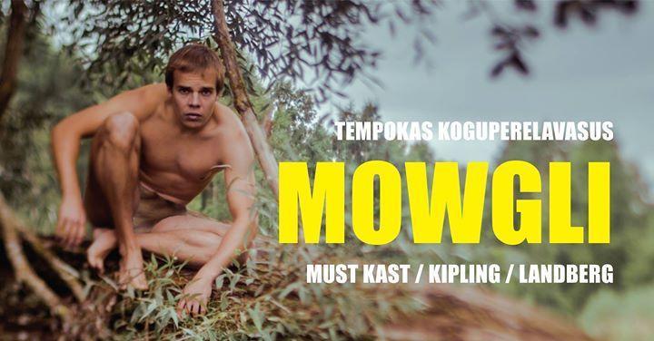 """Must Kast: Tempokas koguperelavastus """"Mowgli"""" - Eesti Maanteemuuseum"""