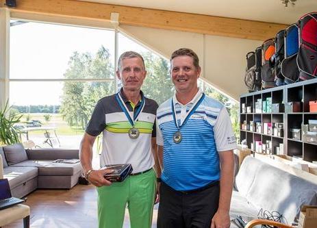 Estonian Senior Open 2018 - Saare Golf