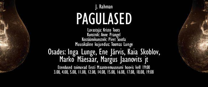 """Suvelavastus """"Pagulased"""" - Eesti Maanteemuuseum"""