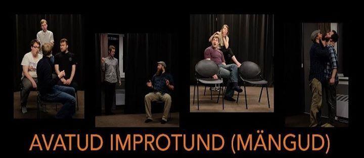 Töötuba: Avatud improtund (mängud) - Ruutu10 improstuudio