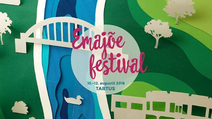 Heade võtete jõgi 2018 - Emajõe festival