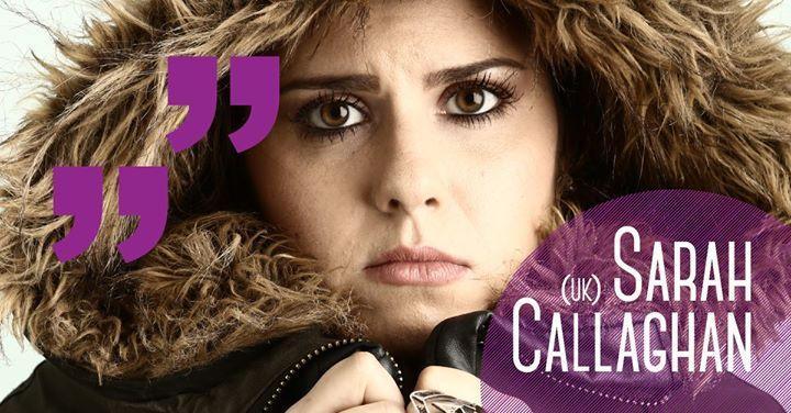 Comedy Estonia: English Comedy Night ft. Sarah Callaghan - Genialistide Klubi