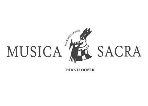 """Kontserdisari """"Musica Sacra"""" - Pärnu Eliisabeti kirik"""
