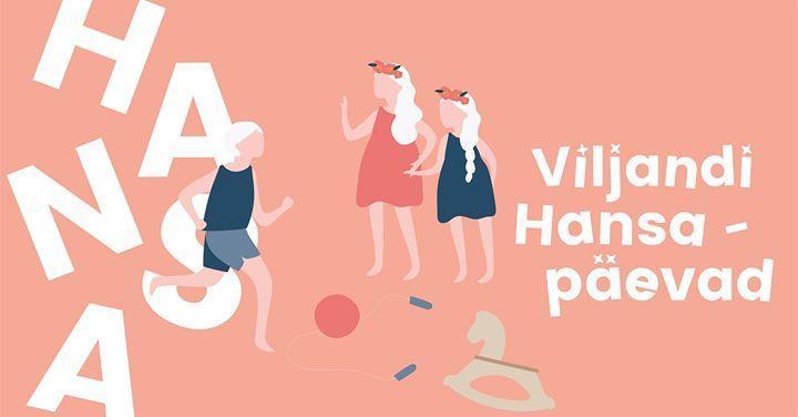 Viljandi Hansapäevad 2018 - Viljandi