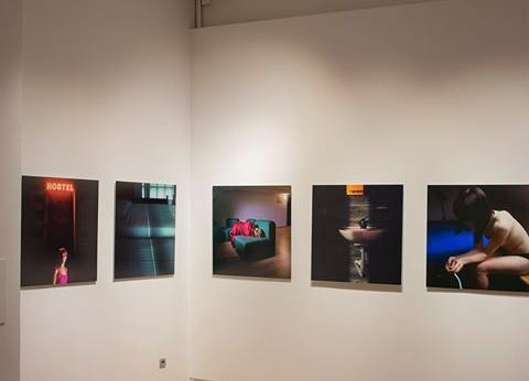 """Kuraatorituur näitusel """"Metafoorid kodule"""" - Tartu Kunstimuuseum"""