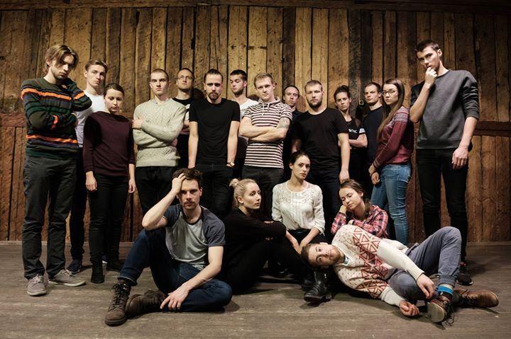 """EMTA lavakunstikool, Tartu Uus Teater, PAMT """"12 Vihast"""" - Paide Kultuurikeskus"""