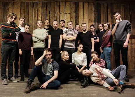 """EMTA lavakunstikool, Tartu Uus Teater, PAMT """"12 Vihast"""" - Tartu Uus Teater"""