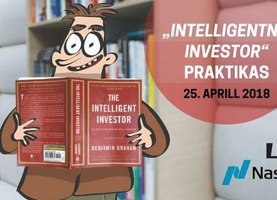 """""""Intelligentne investor"""" praktikas - Äripäev"""