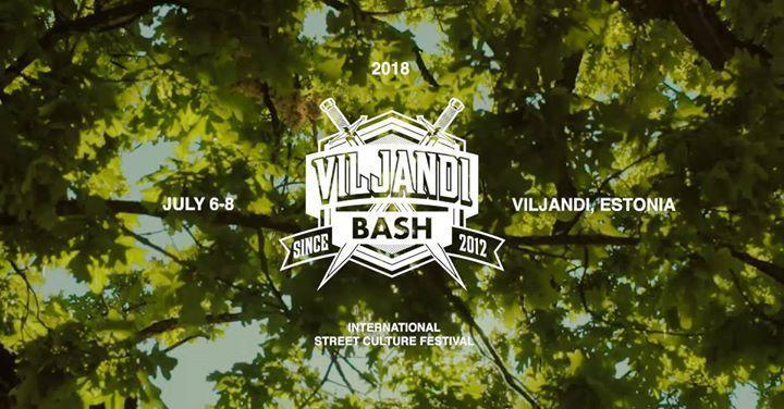 Viljandi Bash 2018 - Viljandi BASH