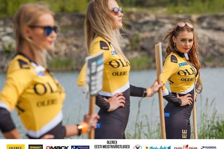Olerex EMV rallikrossis 2018 - 6. etapp - Vasalemma Rallikrossirada